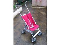 Red Kite Stroller Pushchair