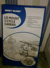 Mont blanc cycle carrier