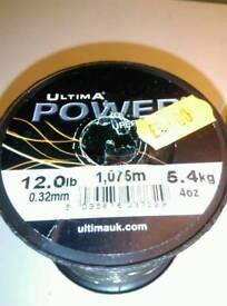 Ultima power fishing line&Daiwa line