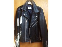 Men's Leather Jacket! UK Size L