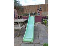 Children garden slide