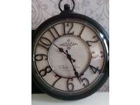 Large size clock from Tk Maxx