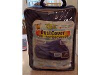 Motorbike dust cover