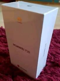 Brand new huawei P20 128GB Black (Vodafone) Smartphone