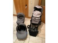 Venicci 3 in 1 Pram *Bundle*