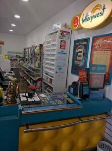 LOTTERY STORE NEWS & CONVENIENCE $80000 Innaloo Stirling Area Preview