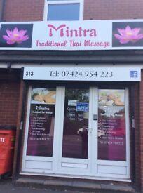 NewThai massage special offer £30/hr on Saturday