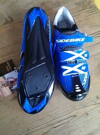 Sidebike Cycling Shoes BRAND NEW Womens Size 6