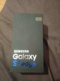 Samsung Galaxy s7edge gold platinum