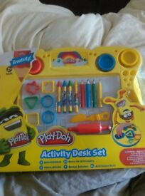 Brand new Play doh