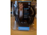 Sennheiser HD449 closed back headphones - brand new in box, cost £100.