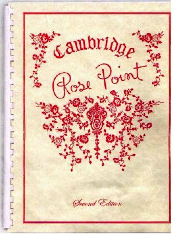 Book: Cambridge Rose Point