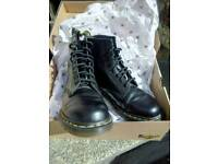 Dr Martens 1460 Black UK size 6 practically new