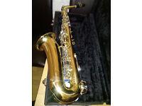 Alto Saxophone. Ideal for beginner