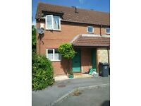 2 Bed unfurnished semi detached house with 2 Parking spaces in Yate