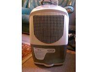 Very efficient 10L DeLonghi Dec 10 dehumidifier