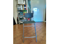 High Plastic Chair - Stool