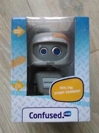 Stunt Herbert Wobbly Head Robot