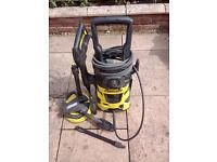 Karcher 3.575 Pressure Washer, Newbury, Berks, 120 bar with patio cleaner, vario lance and brush