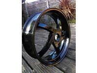 Ducati marchianisi rear wheel