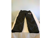 Motorbike trousers and Protective Jacket