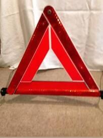 Bmw warning triangle
