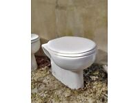 Toilet Bowl complete with seat