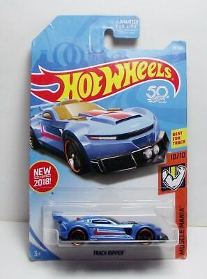 Hot Wheels Track Ripper Muscle Mania Series #10 of 10 D