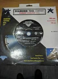 Diamond blade 300 mm