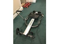 Rowing Trainer - Hydraulic - Hardly used