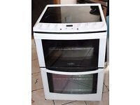 6 MONTHS WARRANTY Tricity Strata 60cm, double oven electric cooker FREE DELIVERY
