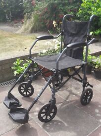 Travelite Wheelchair and Carry Bag