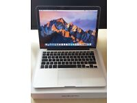 "Apple MacBook Pro Retina display 13.3"" (2.6ghz Core i5, 8GB RAM, 256 GB SSD) with Receipt"