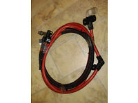 USED BMW E39 M5 POSITIVE CABLE