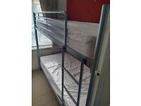 Metal bunk beds for sale