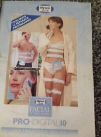 Body toner face & body