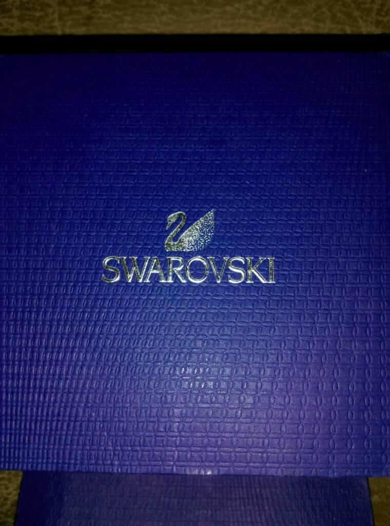 Swarovski Beloved Set, Pendant/earring