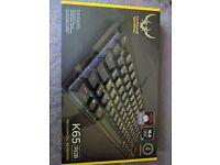 corsair k65 rgb compact gaming keyboard