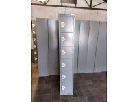 6 Door Lockers