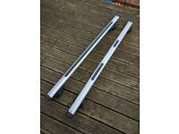 Thule aero roof bars: free bike carrier