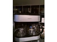 Cookworks coffee machine, in good working order, and excellent condition.