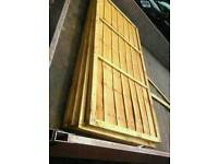 6x3 6x4 6x5 new panels 19.00 free delivery