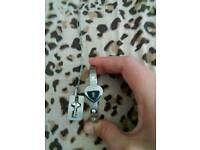 Bracelet and key