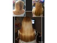 Mobile Hair Extensionist & Beautician