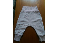 Brand new baby trousers. 6-9 months