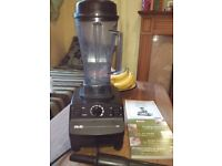 Commercial Heavy duty Vitamix 5000 total nutrition center Blender Milkshake maker Like Blendtec.