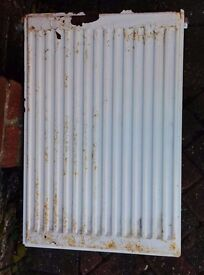 old radiator for free