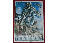 'Mobile Suit Gundam Thunderbolt' Softback Graphic Novel (new)