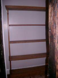 Victorian Pine Bookcase