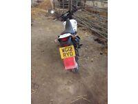 Suzuki dr sm 125cc good working condition